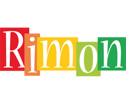 Rimon colors logo