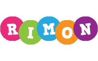 Rimon friends logo