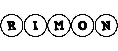 Rimon handy logo