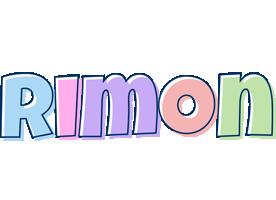 Rimon pastel logo