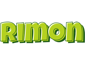 Rimon summer logo