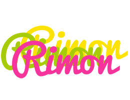 Rimon sweets logo