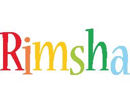 rimsha alphabet