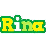 Rina soccer logo