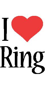 Ring i-love logo