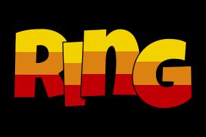 Ring jungle logo