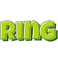 Ring summer logo