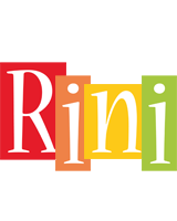 Rini colors logo