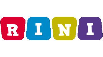 Rini daycare logo