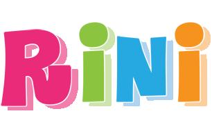 Rini friday logo