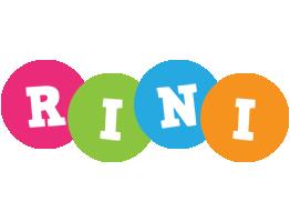 Rini friends logo