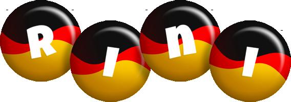 Rini german logo