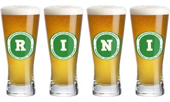 Rini lager logo