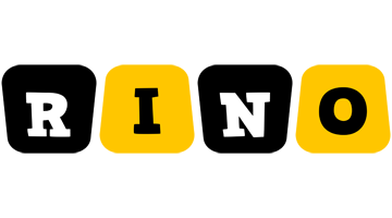Rino boots logo