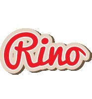 Rino chocolate logo