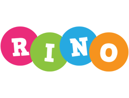 Rino friends logo