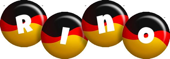 Rino german logo