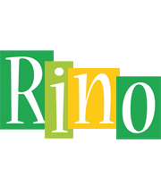 Rino lemonade logo