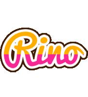 Rino smoothie logo