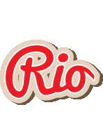 Rio chocolate logo