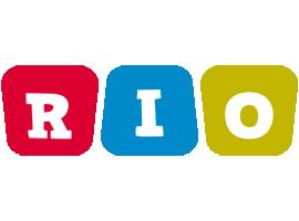 Rio daycare logo