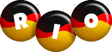 Rio german logo
