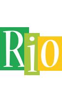 Rio lemonade logo