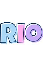 Rio pastel logo