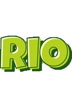 Rio summer logo