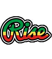 Rise african logo