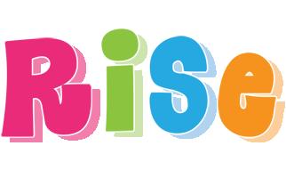 Rise friday logo