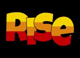 Rise jungle logo