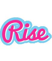 Rise popstar logo