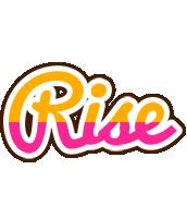 Rise smoothie logo