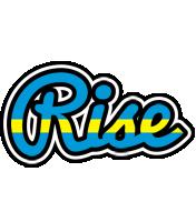 Rise sweden logo