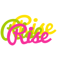 Rise sweets logo