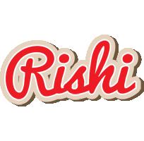 Rishi chocolate logo
