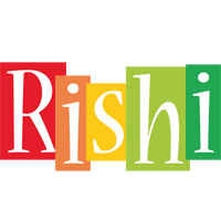Rishi colors logo