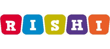 Rishi daycare logo
