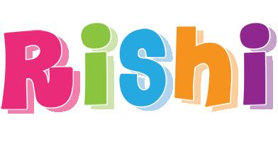 Rishi friday logo