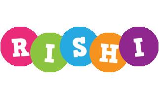 Rishi friends logo