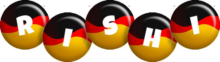 Rishi german logo