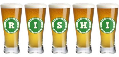 Rishi lager logo