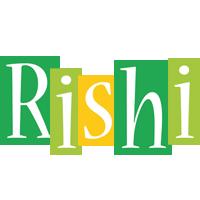 Rishi lemonade logo