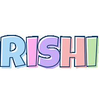 Rishi pastel logo