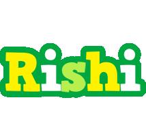 Rishi soccer logo