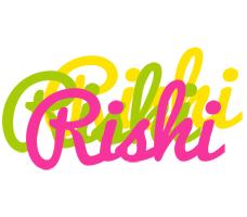 Rishi sweets logo