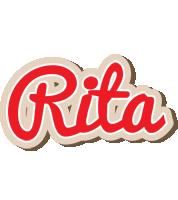 Rita chocolate logo