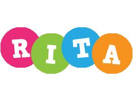 Rita friends logo