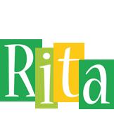 Rita lemonade logo